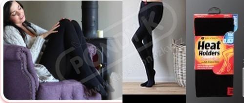 HEAT HOLDERS Dámské punčochové kalhoty termo S-XL 22849ff275
