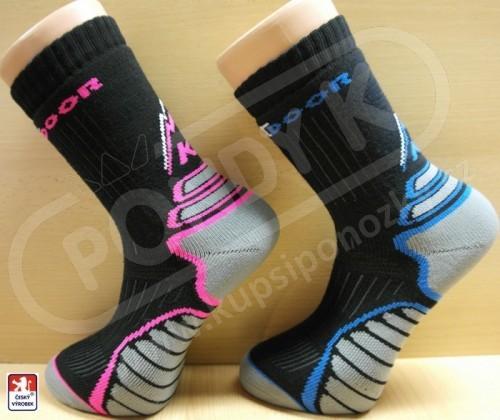 Ponožky sportovní KS OUTDOOR d713abaf51