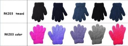 Dětské prstové froté rukavice vel.14 0be62ff14c