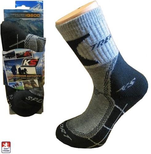 Ponožky sportovní KS TREK THERMO 35-48 d2cd59cded