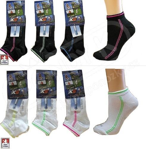 c374d34f827 Coolmax ponožky KS nízké funkční 33-47 VÝPRODEJ VZORU