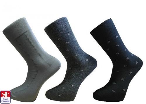 8c14dfdc2f Ponožky PONDY.CZ pánské luxusní 39-47