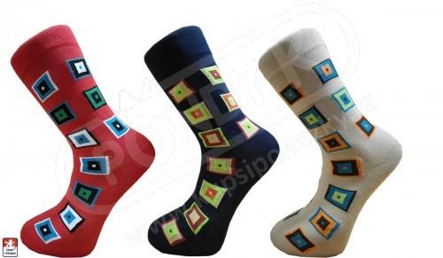 4023785db90 Ponožky designové pánské