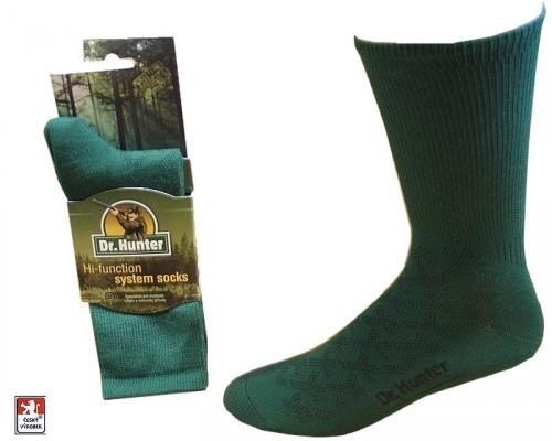 Ponožky Dr. HUNTER COOLMAX pro myslivce 0858a9c35b