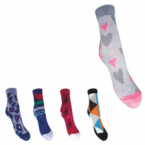 CENOVÁ AKCE Dětské vzorované ponožky JAZZY 8add1b28b4