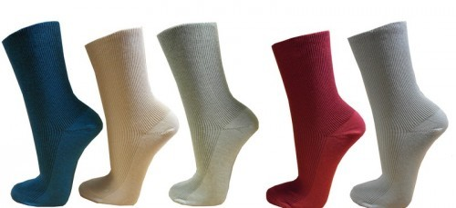 Ponožky PONDY.CZ dámské volný lem MEDIC 37-41 5f18cf96b1