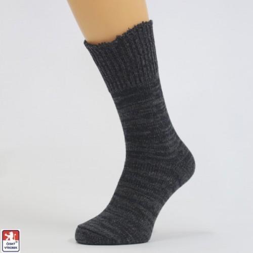 Ponožky pracovní HONZA volný lem d27b61e95a