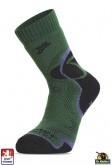 Ponožky Dr. HUNTER WINTER  s vlnou zimní pro myslivce, rybáře 37-49