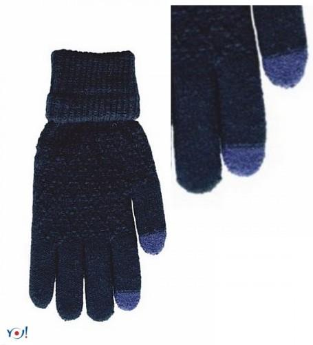 Dámské prstové rukavice kašmír - konečky prstů pro dotyk.display 1a0342a4d6