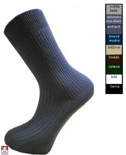 004d9b02be8 Pánské ponožky 100% bavlna 41-47 - Ponožky pánské