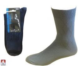 Pánské klasické ponožky PONDY.CZ LUX 48-49 - Ponožky pánské  54e771397a