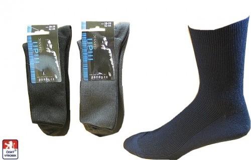 Pánské ponožky PONDY.CZ MEDIC LUX volný lem 39-49 28bb401a44