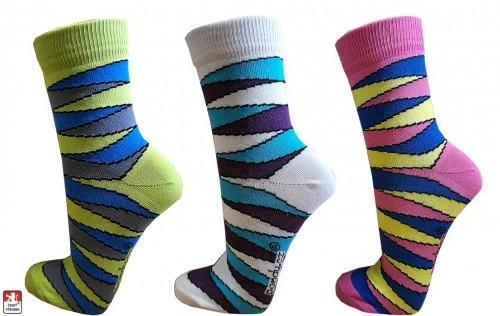 a9215116f2a Ponožky dámské design CIK CAK 37-41 PONDY.CZ