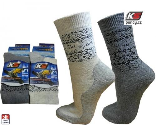 FROTÉ NORSKO ponožky elastik ce25802363