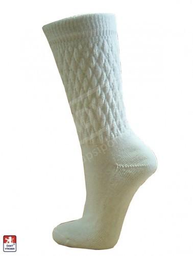 fe6cb50d93c Ponožky PONDY.CZ shrnovací dámské 37-41
