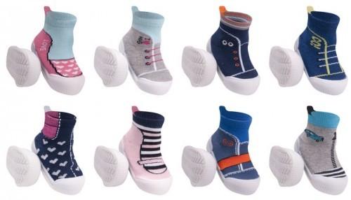 Dětské ponožky s gumovou podrážkou vel. 22EUR 4fff97098f