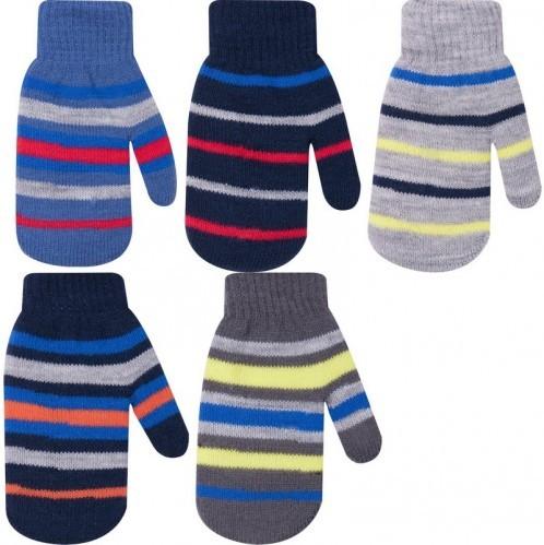 Dětské rukavice palčáky dvouvrstvé chlapecké 50a1ba0071