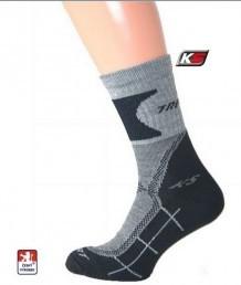 38d840bf996 Ponožky TREK THERMO s vlnou nadměrné - Ponožky nadměrné velikosti od ...
